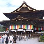 538年「仏教伝来じゃなくて、仏像伝来」高倉健さんが通った善光寺【仏教って何?その1】
