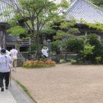 九番札所 法輪寺(ほうりんじ) 弘法大師がこの地方で巡教されていたとき白蛇を見つけた #9Horinji